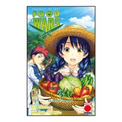 FOOD WARS Nº 3