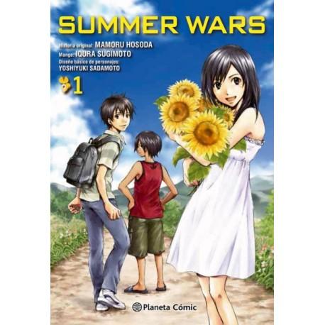 SUMMER WARS Nº 1