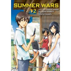 SUMMER WARS Nº 2