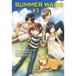 SUMMER WARS Nº 3