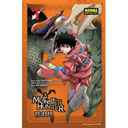 MONSTER HUNTER FLASH Nº 1