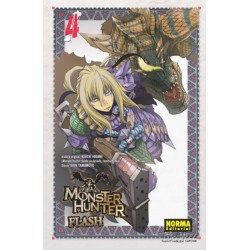 MONSTER HUNTER FLASH Nº 4