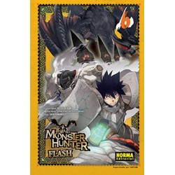 MONSTER HUNTER FLASH Nº 6