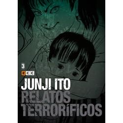 RELATOS TERRORÍFICOS Nº 3
