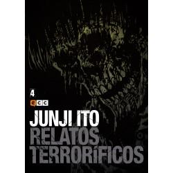 RELATOS TERRORÍFICOS Nº 4