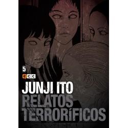 RELATOS TERRORÍFICOS Nº 5