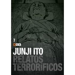 RELATOS TERRORÍFICOS Nº 7