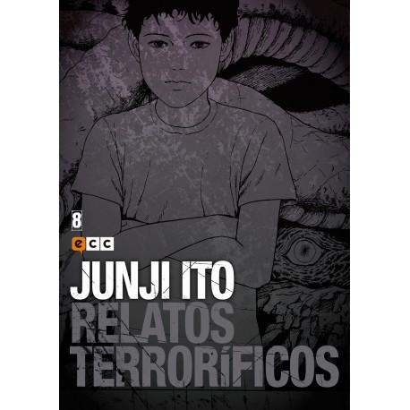 RELATOS TERRORÍFICOS Nº 8