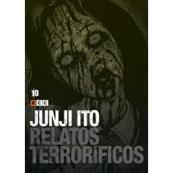 RELATOS TERRORÍFICOS Nº 10