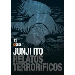 RELATOS TERRORÍFICOS Nº 11
