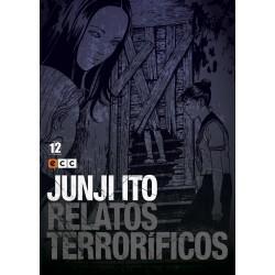 RELATOS TERRORÍFICOS Nº 12