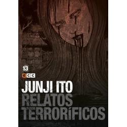 RELATOS TERRORÍFICOS Nº 13