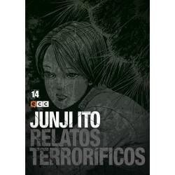 RELATOS TERRORÍFICOS Nº 14