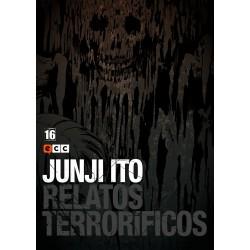 RELATOS TERRORÍFICOS Nº 16