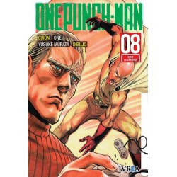 ONE PUNCH-MAN Nº 8
