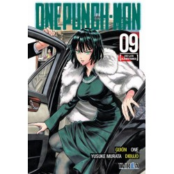 ONE PUNCH-MAN Nº 9