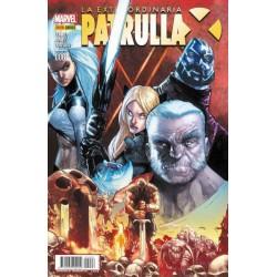 LA EXTRAORDINARIA PATRULLA-X Nº 6