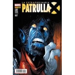LA EXTRAORDINARIA PATRULLA-X Nº 7