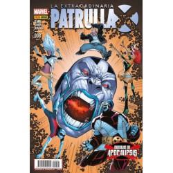 LA EXTRAORDINARIA PATRULLA-X Nº 8