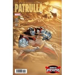 LA EXTRAORDINARIA PATRULLA-X Nº 9