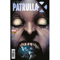 LA EXTRAORDINARIA PATRULLA-X Nº 13