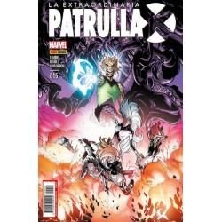 LA EXTRAORDINARIA PATRULLA-X Nº 15