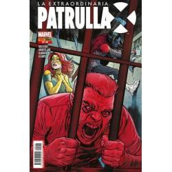 LA EXTRAORDINARIA PATRULLA-X Nº 16
