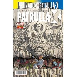 LA EXTRAORDINARIA PATRULLA-X Nº 17