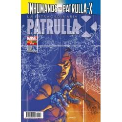 LA EXTRAORDINARIA PATRULLA-X Nº 18