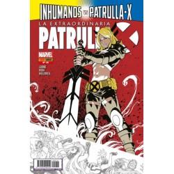 LA EXTRAORDINARIA PATRULLA-X Nº 19