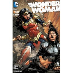 WONDER WOMAN Nº 13
