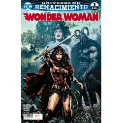 WONDER WOMAN Nº 15 RENACIMIENTO 1
