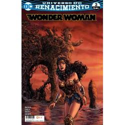 WONDER WOMAN Nº 17 RENACIMIENTO 3