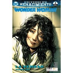WONDER WOMAN Nº 18 RENACIMIENTO 4