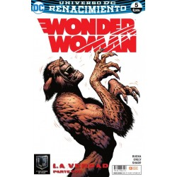 WONDER WOMAN Nº 19 RENACIMIENTO 5
