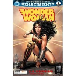 WONDER WOMAN Nº 20 RENACIMIENTO 6