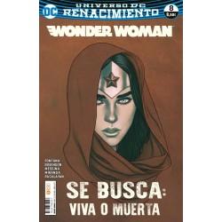 WONDER WOMAN Nº 22 RENACIMIENTO 8