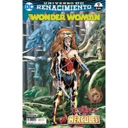WONDER WOMAN Nº 23 RENACIMIENTO 9