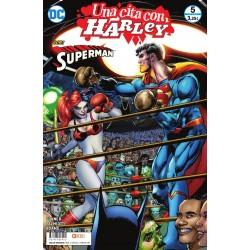 UNA CITA CON HARLEY Nº 5 SUPERMAN
