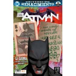 BATMAN Nº 68 RENACIMIENTO 13