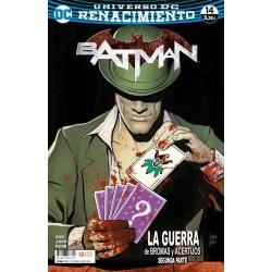 BATMAN Nº 69 RENACIMIENTO 14