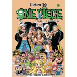 ONE PIECE Nº 78