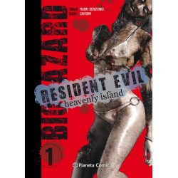 RESIDENT EVIL: HEAVENLY ISLAND Nº 1