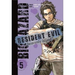RESIDENT EVIL: HEAVENLY ISLAND Nº 5