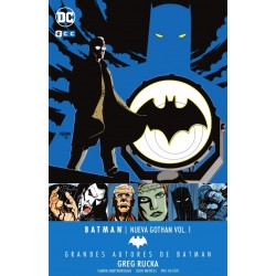 BATMAN: NUEVA GOTHAM VOL. 1