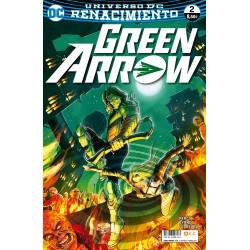 GREEN ARROW VOL.2 Nº 2 (RENACIMIENTO)