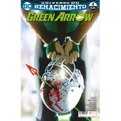 GREEN ARROW VOL.2 Nº 4 (RENACIMIENTO)