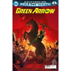 GREEN ARROW VOL.2 Nº 5 (RENACIMIENTO)