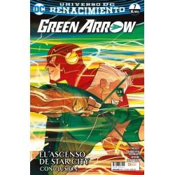 GREEN ARROW VOL.2 Nº 7 (RENACIMIENTO)
