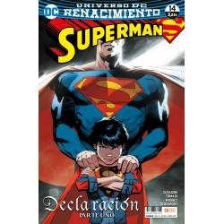 SUPERMAN Nº 69 RENACIMIENTO 14